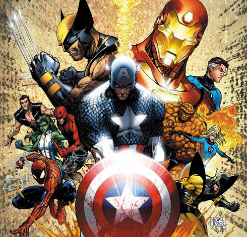 Cbr community - Avengers civil war wallpaper ...